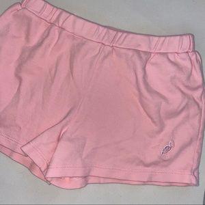 TBBC Pink Knit Shorts